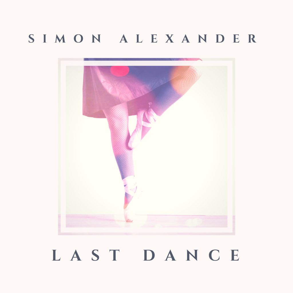 Simon Alexander - Last Dance cover